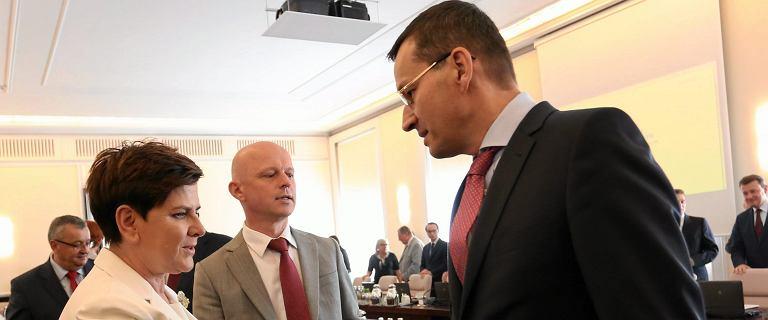 Awans Morawieckiego, czyli jeszcze wi�cej polityki w gospodarce