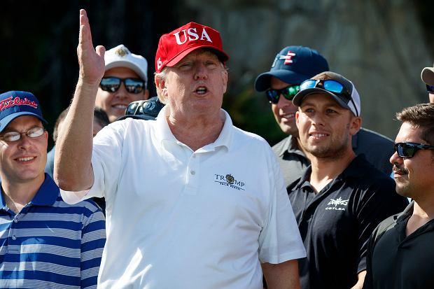 Zdjęcie numer 2 w galerii - Trump odwołał wizytę na Wyspach.   W powód, który podał sam mało kto jednak wierzy