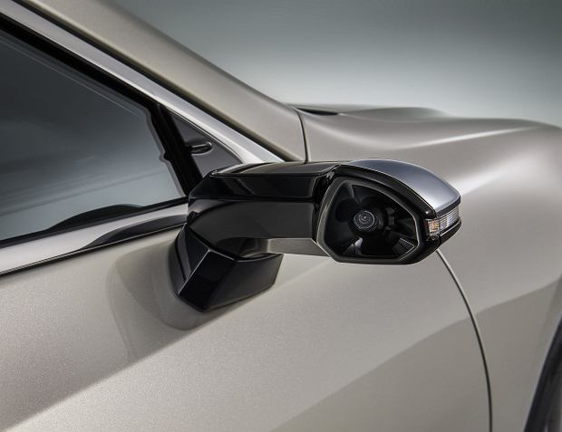 Lexus ES Digital Outer Mirrors