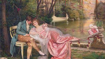 - O, piękna pani. - Ależ skąd! (Frédéric Soulacroix, Wikimedia Commons)