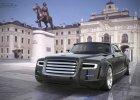 Projekt limuzyny ZI� - czy tak b�dzie wygl�da� limuzyna prezydenta Rosji?