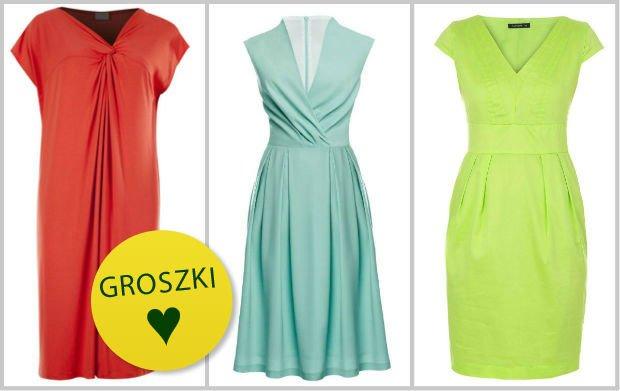 Sukienki na wyj�tkowe okazje - naj�adniejsze propozycje na �lub cywilny