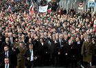 11 listopada w Warszawie - marsze, utrudnienia i dodatkowe si�y policji [MAPA]
