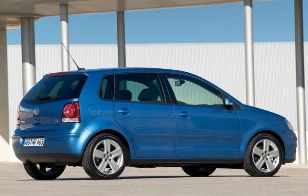 Volkswagen Polo IV po liftingu