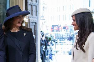 księżna Kate, Meghan Markle