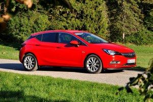 Nowy Opel Astra | Pierwsza jazda | Lekkim by�