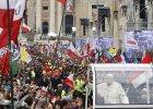 Kto p�aci� za bufet? Papie� Franciszek chce wyja�nie� ws. przyj�cia w Watykanie w dniu kanonizacji