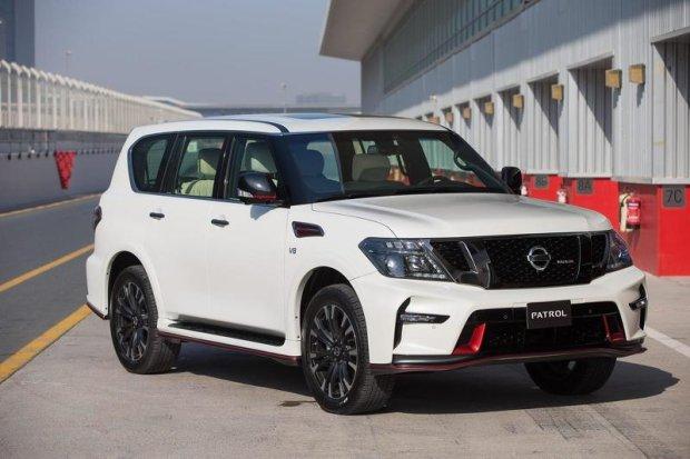 Nissan Patrol NISMO | 433 KM w teren�wce