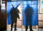 Na Ukrainie wybory samozwa�c�w