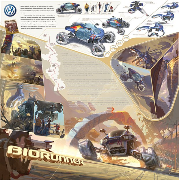 Volkswagen Bio Runner