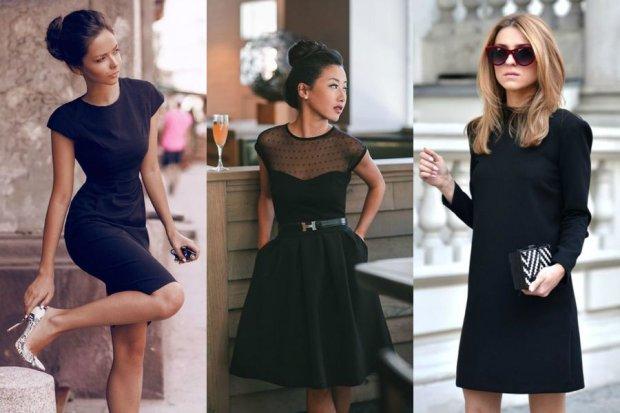 Mała czarna, czyli elegancja w prostocie