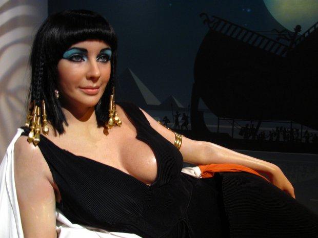 Kleopatra - jak nie zgin�a kr�lowa Egiptu