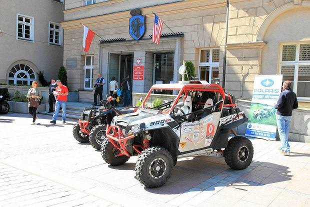 Takie pojazdy b�d� wkr�tce powstawa�y w fabryce na terenach inwestycyjnych Opola
