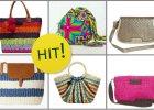 Plecione torebki na lato - sprawd�, w jakie modele warto zainwestowa�!