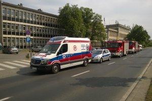 Alarm bombowy w kilkunastu miastach w ca�ej Polsce. Ewakuacja w TVP