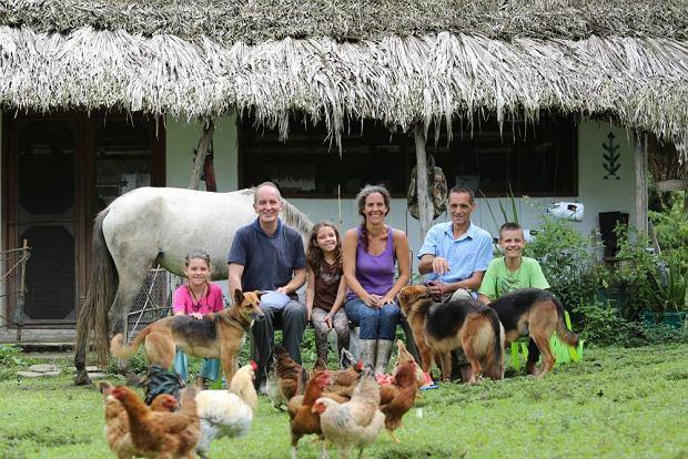 Dom na końcu świata Belize