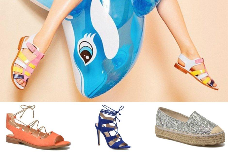 91bc94ff38e7c Sarenza Summer Shoes - zobacz najmodniejsze buty na lato