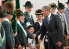 W Bawarii rusza szczyt G7. Obama zapowiada m.in. rozmowy o Ukrainie