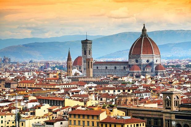 Florencja - miasto, kt�re szokuje