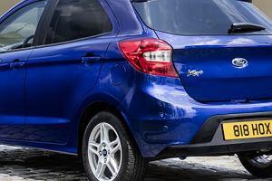 Ford KA+ | Mocny atak Forda na segment mieszczuchów
