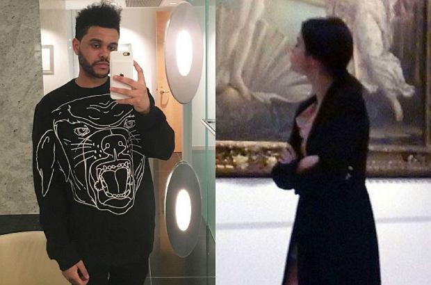 Selena Gomez i The Weeknd wybrali się do Florencji. Zwiedzają miasto i galerie pełne dzieł sztuki. Romantyczny wypad podziałał na muzyka - na Instagramie pokazał PIERWSZE zdjęcie nowej dziewczyny.