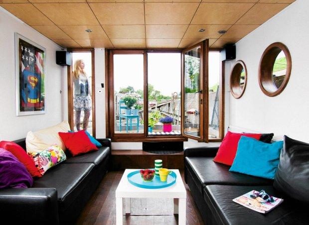 Ustawienie mebli w małym salonie