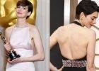 """Oscary 2014. W zesz�ym roku """"nipplegate"""", a w tym... Co mia�a na sobie Anne Hathaway?"""