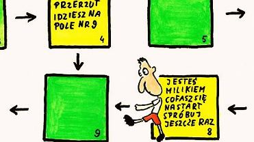 """Hit! Gra planszowa """"traf do bramki Portugalii""""! Oby� nie wszed� na Milika..."""
