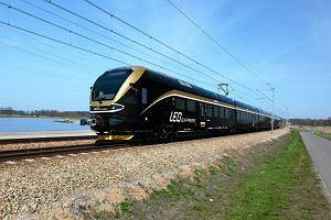 Nowoczesne pociągi na trasie z Trójmiasta do Katowic