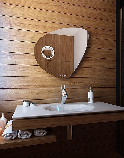 Lustro łazienkowe Lapis LED