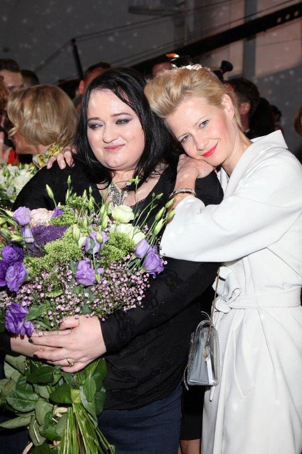Małgorzata Kożuchowska i Gosia Baczyńska