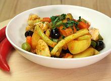 Potrawka z kurczaka - pyszno�ci prosto z patelni  - ugotuj