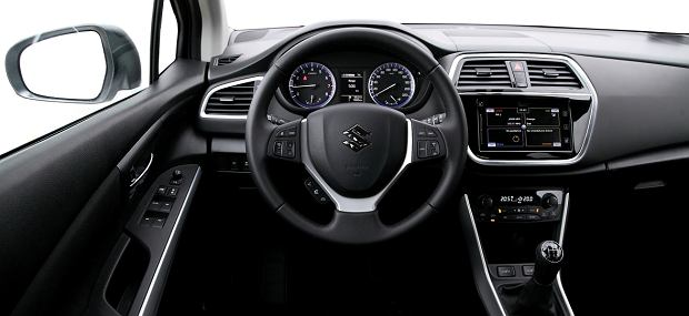 Suzuki SX4 S-Cross 1.0 AllGrip