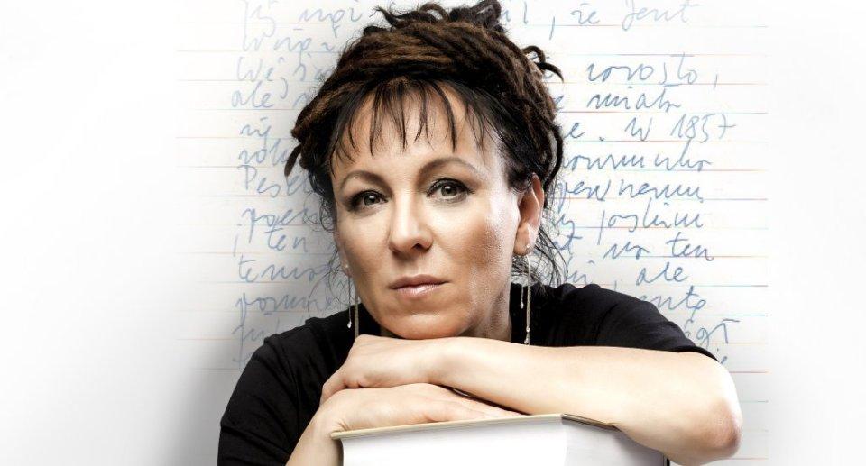 Image result for OLGA TOKARCZUK