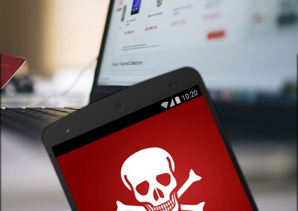 W cyberprzestrzeni czai się mnóstwo zagrożeń