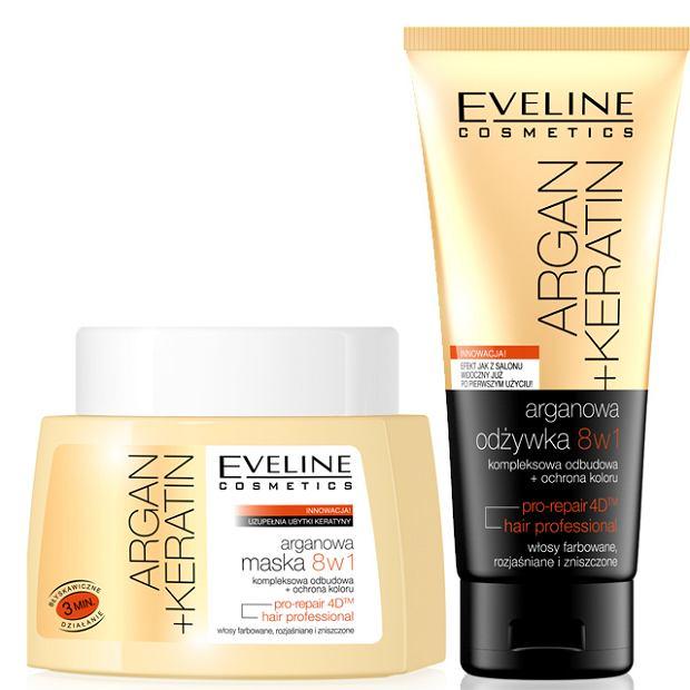 Piel�gnacja w�os�w z Eveline Cosmetics