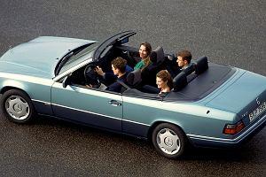 Mercedes W124 Cabriolet | 25. urodziny kultowego modelu