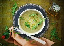 Kwaśna zupa z rukoli - ugotuj