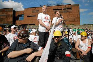 """Obchody rocznicy Sierpnia. """"Solidarno��"""" tylko z prezydentem Dud�. Bez PO i PSL"""