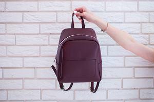 b5a76df8fc2ee Plecak do eleganckiej stylizacji - zainspiruj się