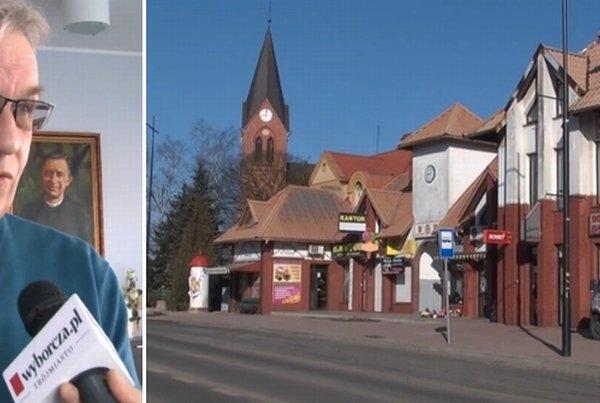 Wójt staje na głowie, żeby w Sierakowicach nie było dyskontu. ''We wsi mamy wystarczająco sklepów''