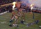 Super Bowl: rzuci�a prac� na oczach stu milionów ludzi!