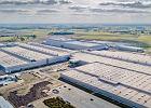 Fabryka Volkswagena pod Wrześnią otwarta. To największa zagraniczna inwestycja w Polsce
