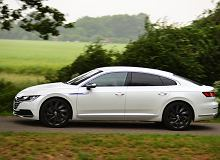 Volkswagen Arteon | Pierwsza jazda | Między Passatem a Phaetonem