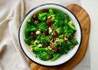 Jedzenie na czasie: Bulgur z zielonymi warzywami