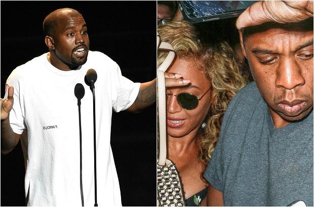 Kanye West na ostatnim koncercie znów zaatakował Jaya Z i Beyonce. Padły bardzo mocne słowa.