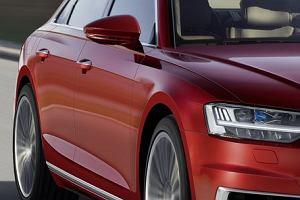 Nowe Audi S8 z silnikami Porsche. Będzie naprawdę mocne