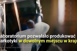 Breaking Bad po polsku. Produkowali amfetaminę w mobilnym laboratorium
