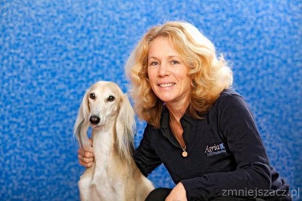 Pernilla Melander, rzeczniczka prasowa firmy Agria, która ubezpiecza 90 proc. psów i 50 proc. kotów w Szwecji.