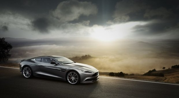 Aston Martin Vanquish w ca�ej okaza�o�ci | Galeria + wideo